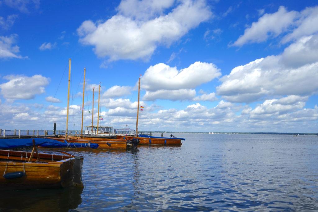Hochschul-Segelclub Hannover - Segelverein am Steinhuder Meer