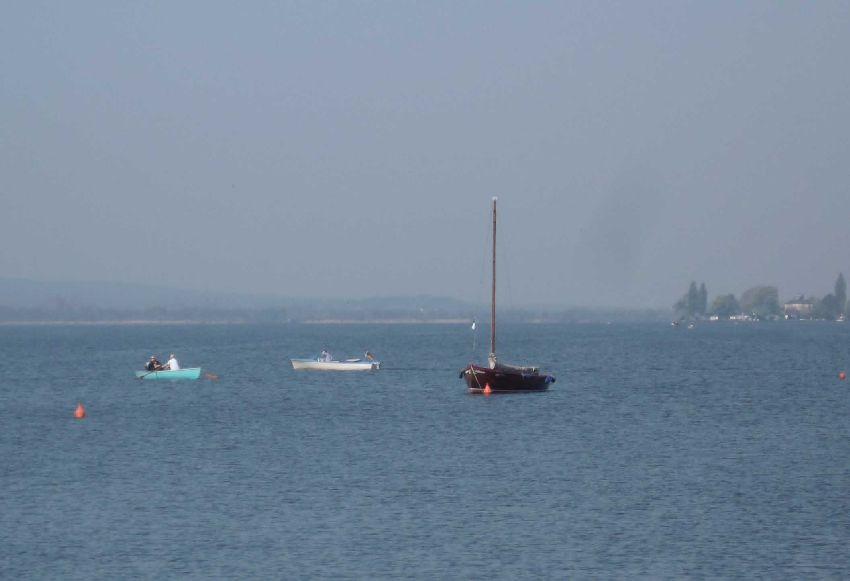 Segeln auf dem Steinhuder Meer 4