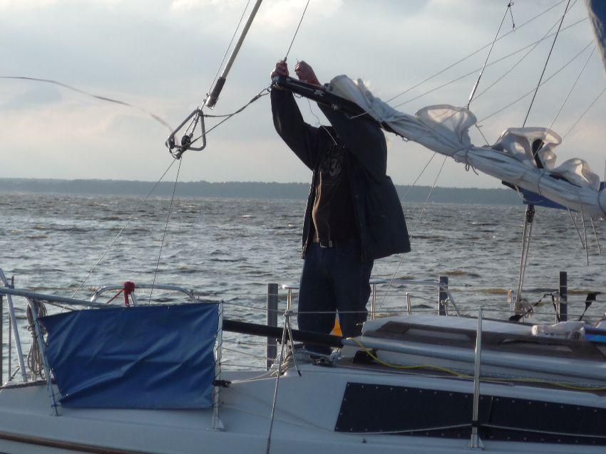 Segeln auf dem Steinhuder Meer 6